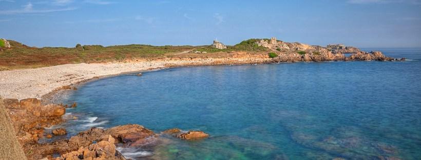 photo d'une place sur l'île de Guernsey