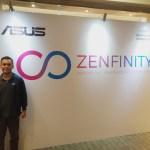 Mengikuti acara ZenFinity 2017
