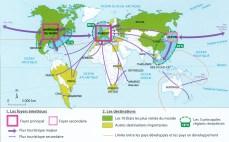 CARTE BREVET le tourisme mondial1
