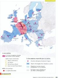 CROQUIS DE SYNTHESE les espaces de l'UE1