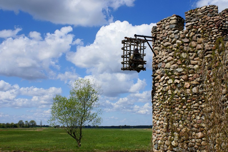 Château de Loches prison royale 4 histoire sympa