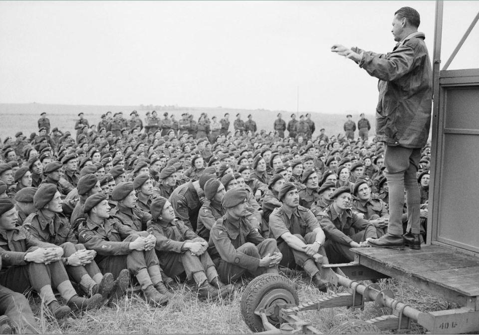 6e division aeroportee britannique-general Richard Nelson Gale