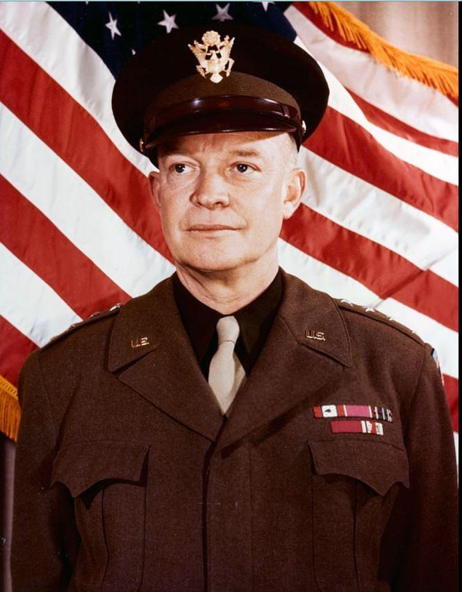 Eisenhower 1943 - artisan du 6 juin 1944