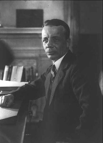 Theodore Roosevelt 1921