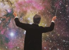 Super Conductor, collage, 2013.