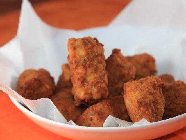 Croquettes de macaronis