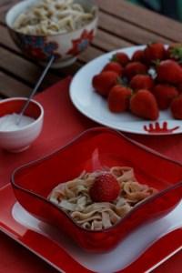 Lapcha aux fraises