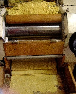 machine à pâte artisanale
