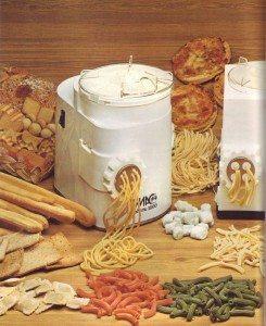 machine à pâte simac