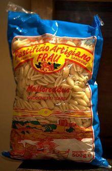 malloreddus- gnocchetti sardi