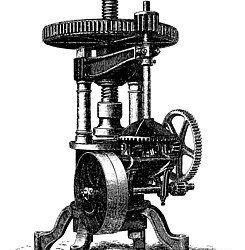 L'invention de la presse à filière