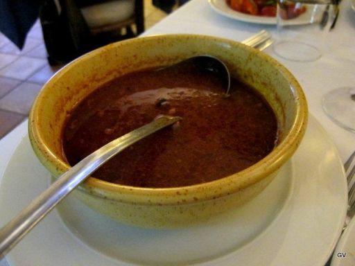 sauce couscous