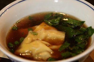soupe au wonton