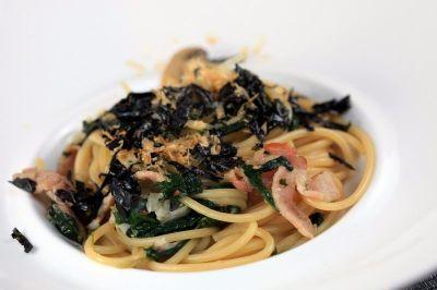spaghetti à la mode japonaise
