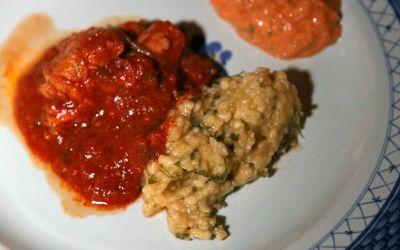 Tarhonyas, pâtes hongroises émiettées