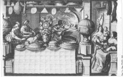 L'apogée de la timbale de macaronis