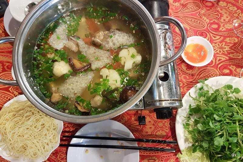 Lẩu, fondue vietnamienne