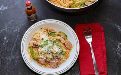 Spaghettis naporitan
