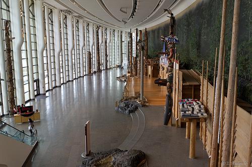 Musée canadien des civilisations. Crédit photo abdallahh.