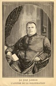« Le curé Labelle : L'apôtre de la colonisation », de James Lovell Wiseman (1883).