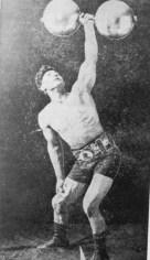 Victor Delamarre, lors de son célèbre dévissé.