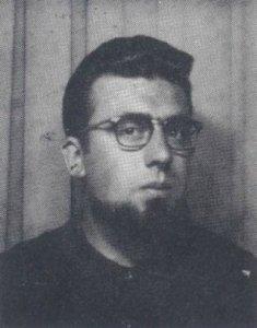 Alain Even en 1968.