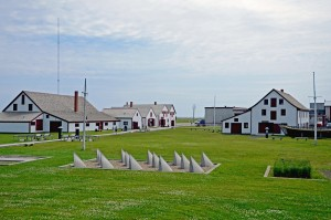 Bâtiments de la Charles Robin and Co., banc de pêche de Pasbébiac