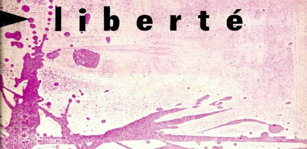 Couverture du vol. 11, no 5 août-septembre-octobre) de la revue Liberté.