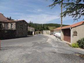 Entrée côté Le Vivier avant la démolition de mai 2014. cliché pyreneescatalanes.free.fr