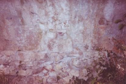 Fontaine du pont romain de la Ferrère