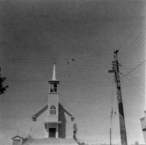 La nouvelle église rénovée