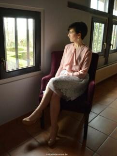 Histoires de Couture - Een lenterokje met tule en kant