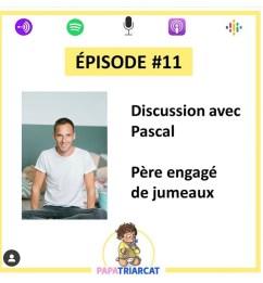 Podcast Histoires de Papas