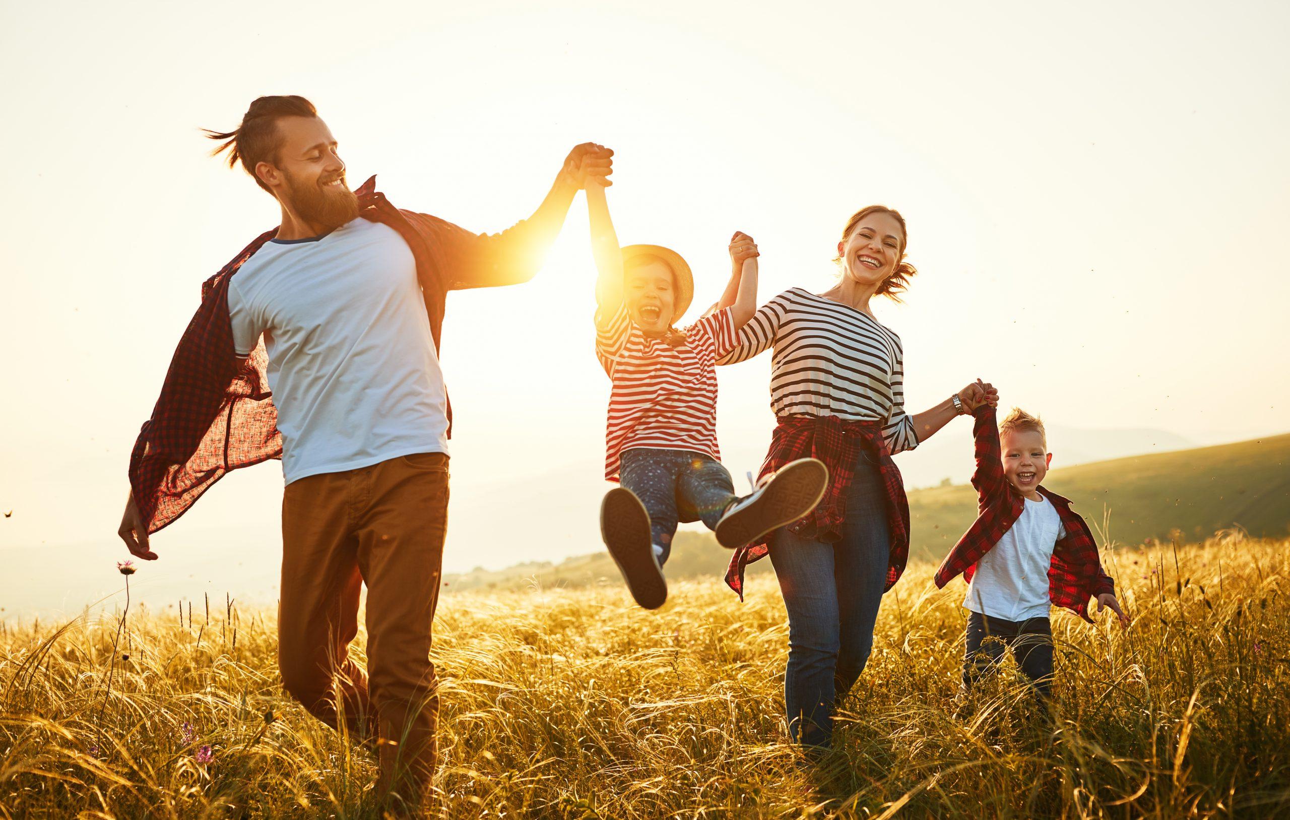 positif en famille