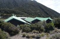 2ème refuge - Saddle Hut