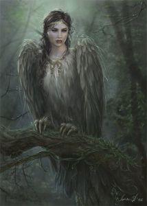 Sirène de la mythologie grecque