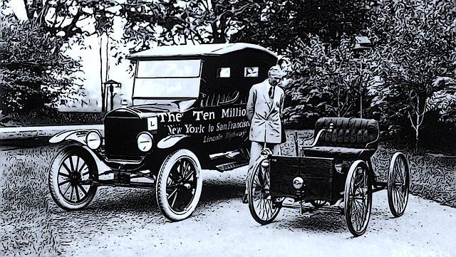 Biografía de Henry Ford