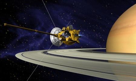 Historia de la Nave Espacial Cassini