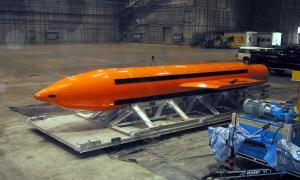 Historia de la Bomba MOAB