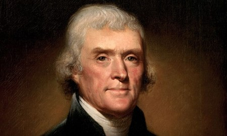 Biografía de Thomas Jefferson