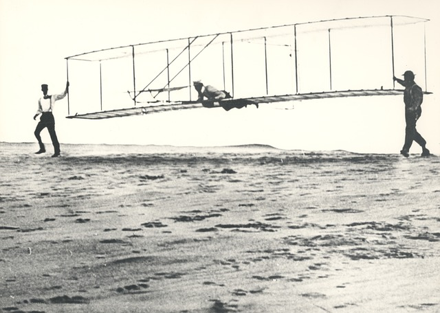 Flyer - Hermanos Wright