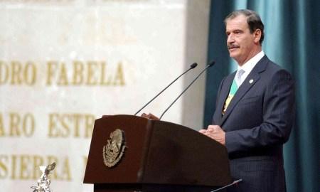 Biografía de Vicente Fox