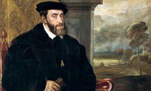 Biografía de Carlos I de España