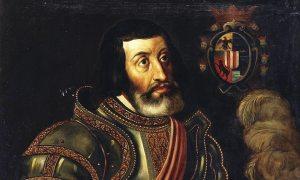 Biografía de Hernán Cortés