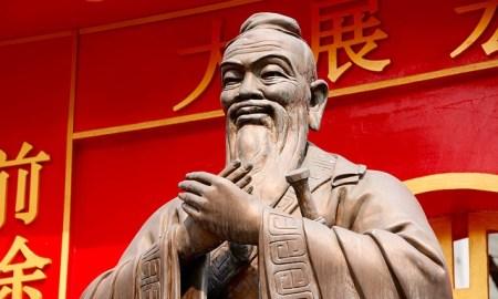 Biografía de Confucio