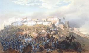 Historia de la Batalla de Chapultepec