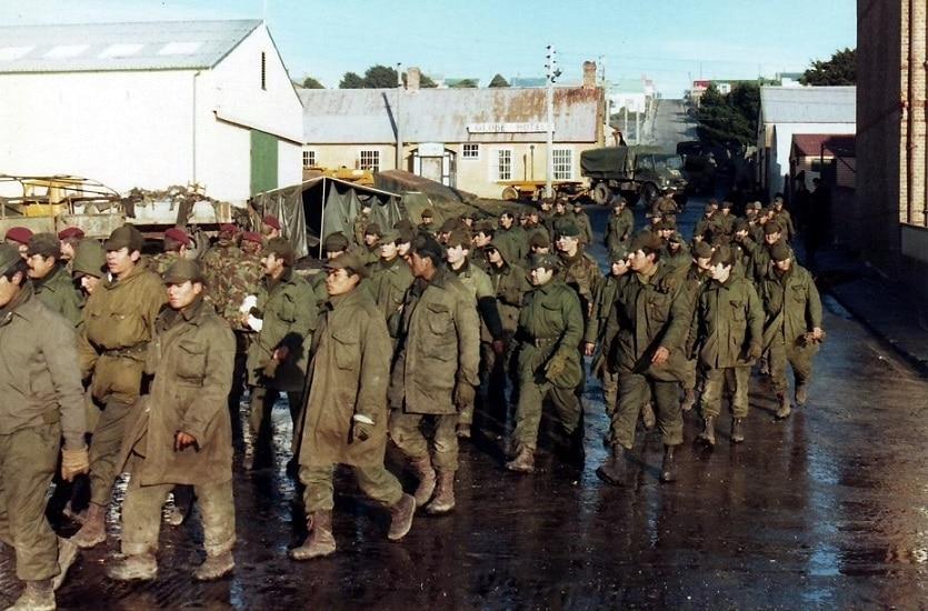 Historia Y Biografia De Historia De La Guerra De Las Malvinas