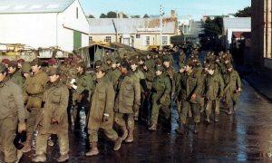 Historia de la Guerra de las Malvinas