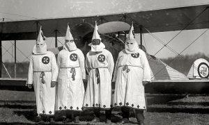 Historia del Ku Klux Klan