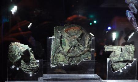 Historia del Mecanismo de Anticitera